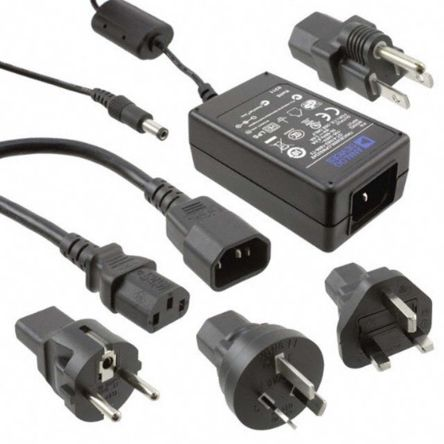 Analog Devices Plug In Power Supply 6V, 3A 1 Output, Power Adapter