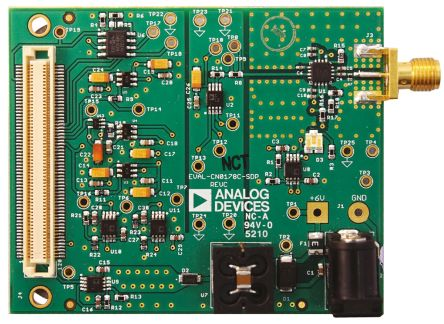 Analog Devices 9GHz RF Power Measurement Evaluation Board for ADL5902