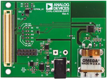 Analog Devices EVAL-CN0206-SDPZ ADC Evaluation Board for AD7793