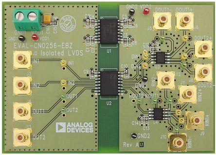 Analog Devices LVDS Transceiver Reference Design for CN0256, EVAL-CN0256-EBZ