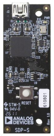 Analog Devices, SDP-S USB to Serial Controller Board, EVAL-SDP-CS1Z
