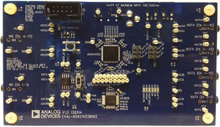 ADAU1452 DSP Audio Mini Evaluation Board