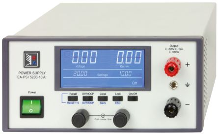 Bench Power Supply 5100400 Analogue, Digital 160W, 1 Output 0 -> 40V 10A With RS Calibration product photo
