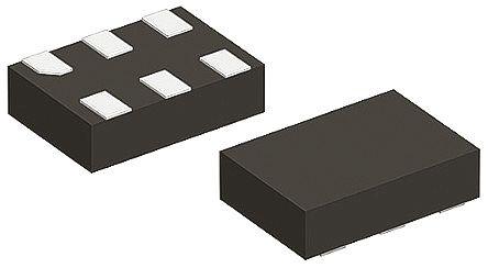 ON Semiconductor NLSV1T34AMX1TCG, Logic Level Translator, Voltage Level, 6-Pin ULLGA
