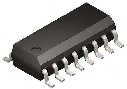 Transmisor LVDS, FIN1047MX, Quad, LVTTL, 400MBps, SOIC, 16-Pines, 3 → 3,6 V