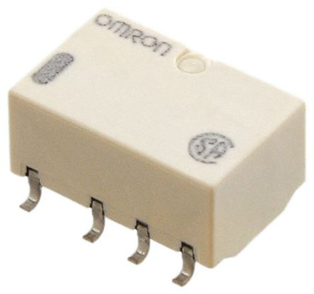 DPDT Surface Mount, High Frequency Relay 5V dc