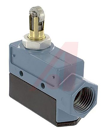 glcb01c ip66 snap action limit switch roller plunger die cast zinc rh uk rs online com
