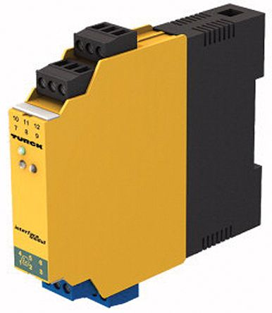 Turck 2 Channel Valve Control Module With Relay Output, 250 V max
