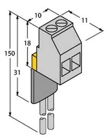 Turck Resistor Module for IM Modules