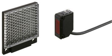 Retro-Reflective Photoelectric Sensor 3 m Detection Range PNP IP67 Block Style CX-491-P-Z product photo
