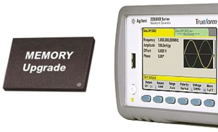 Keysight Memory Upgrade for 33600A Series Waveform Generators