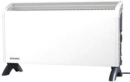 3kW Convector Heater, Floor Mounted, Type G - British 3-pin