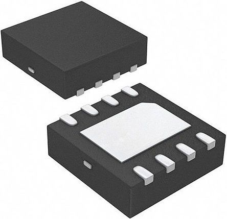 FAN3227TMPX Dual Low Side MOSFET Power Driver, -3 A, 3 A, 4.5 -> 18 V 8-Pin, MLP product photo