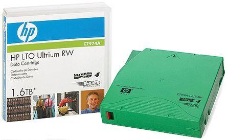 HP LTO Ultrium IV / 4 Tape 800GB-1.6TB