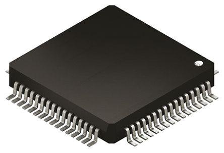 ADAS1000-2BSTZ, Analogue Front End, 5-channel 19 bit, 2Msps SPI, 64-Pin LQFP