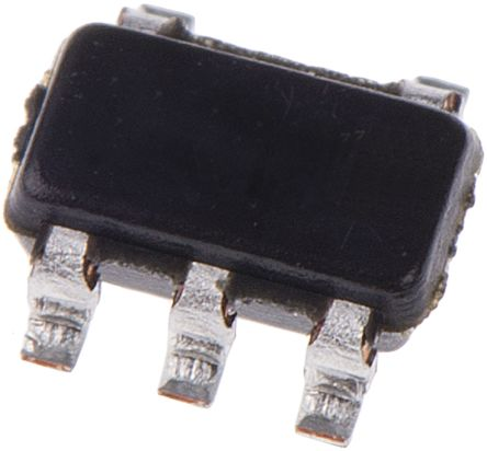 AD8605ARTZ-REEL7 Analog Devices, Low Noise, Op Amp, RRIO, 10MHz 1 MHz, 2.7 → 5.5 V, 5-Pin SOT-23
