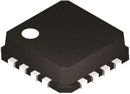 AD8231ACPZ-R7 Analog Devices, Instrumentation Amplifier, 15μV Offset 2.7MHz, R-RI/O, 3  5 V, 16-Pin LFCSP VQ
