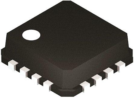 AD8231ACPZ-R7 Analog Devices, Instrumentation Amplifier, 15μV Offset 2.7MHz, R-RI/O, 3 → 5 V, 16-Pin LFCSP VQ
