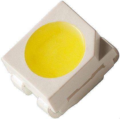 4.2 V White LED PLCC 4  SMD, Cree CLA1A-WKW-CXAYB153