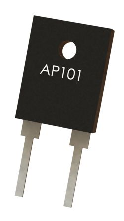 Arcol AP101 Series TO-247 Radial Fixed Resistor 220Ω ±5% 100W ±100ppm/°C