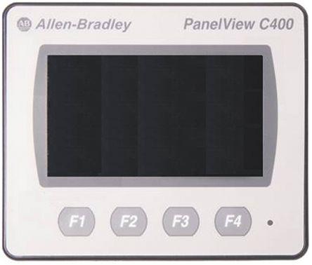 Allen Bradley 2711C Series Touch-Screen HMI Display 4 3 in TFT LCD 480 x  272pixels