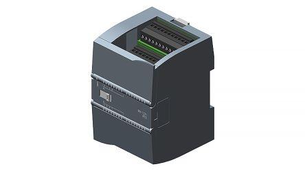 SM 1231 PLC I/O Module 8 Inputs, 24 V dc, 100 x 70 x 75 mm product photo