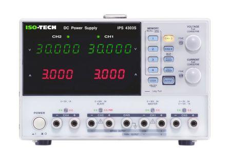 IPS-2303S ISO-TECH | ISO-TECH Bench Power Supply IPS-2303S