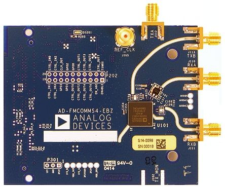 Analog Devices Software Defined Radio (SDR) Development Kit for AD9364