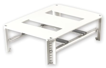 Fibox DIN Rail Frame Set 159 x 259 x 103mm for use with ARCA 3020 Series Cabinet