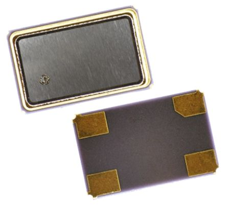 14.7456MHz Crystal Unit ±30ppm SMD 4-Pin 5 x 3.2 x 0.8mm product photo