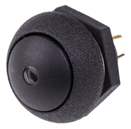 Single Pole Double Throw (SPDT) Momentary Push Button Switch, IP68S, Panel Mount product photo