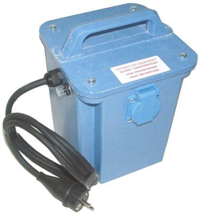 CM1500/230/EURO | Carroll & Meynell, 1.5kVA CM Single Phase Isolation  Transformer, 230V ac | RS Components