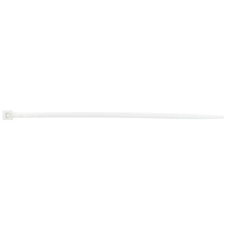 ABB Natural Nylon Cable Tie, 300mm x 3.6 mm, Spec-Kon Series