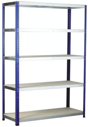 Freistehende Regale freistehende regale blau 5 regale spanplatte verzinkter stahl