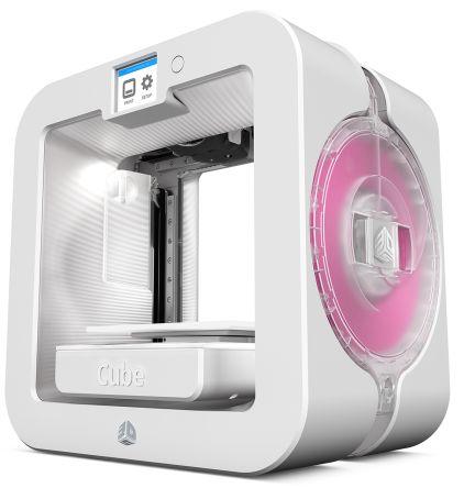3D Systems Cube 3D Printer 3rd Gen