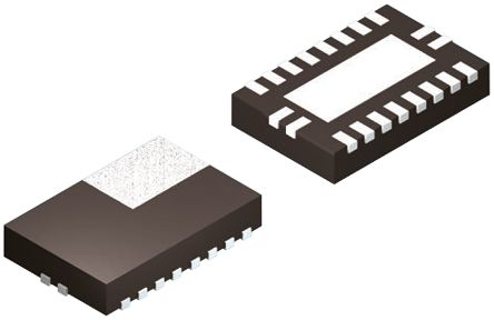 NXP 74CBTLV3245BQ,115, Bus Switch, 2.3 → 3.6 V, 20-Pin DHVQFN