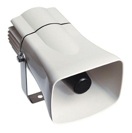 White Siren, 120 V ac, 105dB at 1 Metre product photo