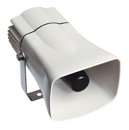 White Siren, 120 -> 230 V ac, 105dB at 1 Metre product photo