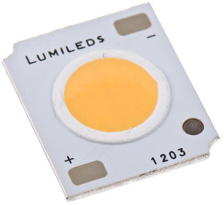 38 V White LED  SMD, Lumileds LUXEON CoB Core LHC1-3590-1203