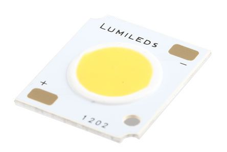 38 V White LED SMD, Lumileds LUXEON CoB CrispWhite LHC1-3090-1202CRSP