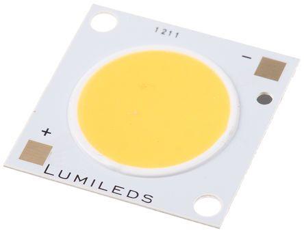 38 V White LED SMD, Lumileds LUXEON CoB CrispWhite LHC1-3090-1211CRSP