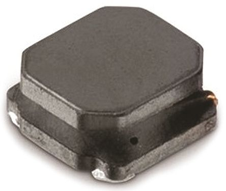 Wurth WE-LQS Series Type 5040 Shielded Wire-wound SMD Inductor 4 7 μH ±30%  Semi-Shielded 3A Idc