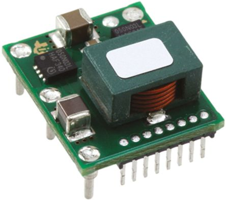 Texas Instruments PTD08A010WAD, DC-DC Power Supply Module 10A 14 V Input, 3.6 V Output, 1000 kHz 12-Pin, DIP Module