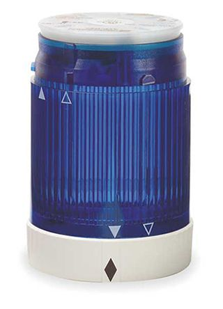 Harmony XVP Beacon, Blue Xenon, Flashing Light Effect, 120 V ac product photo