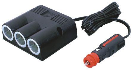 Pro Car 67601500 Female Cigarette Lighter Socket, 16A