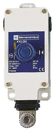 XY2-CH Cable Switch, Straight, 15m, NO/NC | XY2CH13150H7 | RS Components