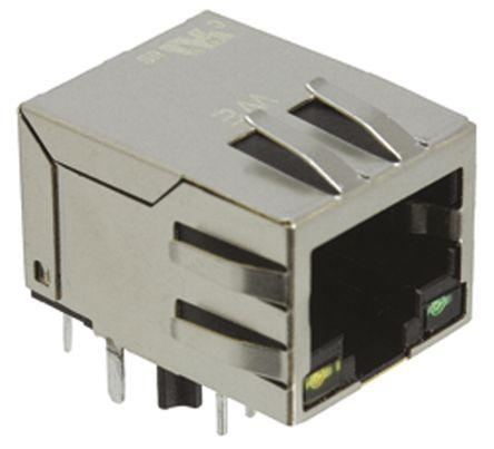 Through Hole Lan Ethernet Transformer, 15.88 x 13.95 x 21.84mm, 0 → +70 °C