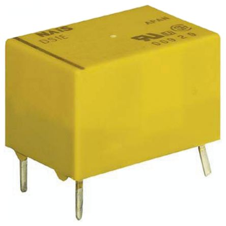 SPDT PCB Mount Latching Relay 3 A, 5V dc For Use In Telecommunications Applications product photo