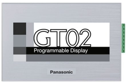 GT Series Programmable Display Touch Screen HMI 3.8 in LCD 240 x 96pixels product photo