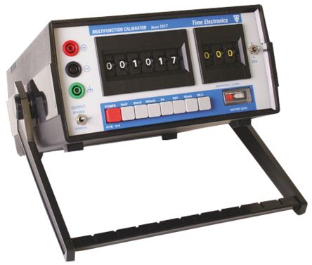1017 Multi Function Calibrator 99.9999V RS Calibration product photo